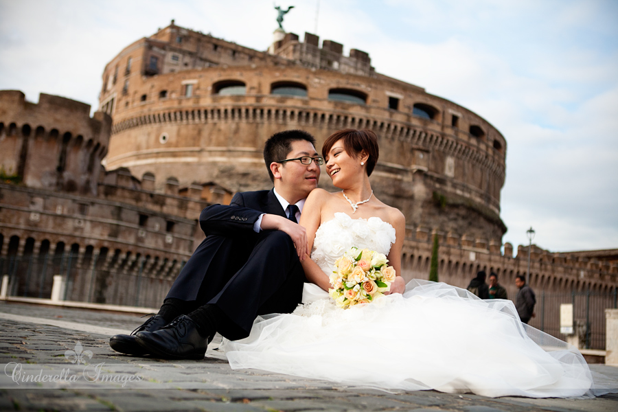 Jenny Todd Wedding Photography Session In Rome Italy Via Beijing